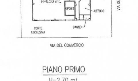 Capannoni, box e depositi in vendita a Roccafranca